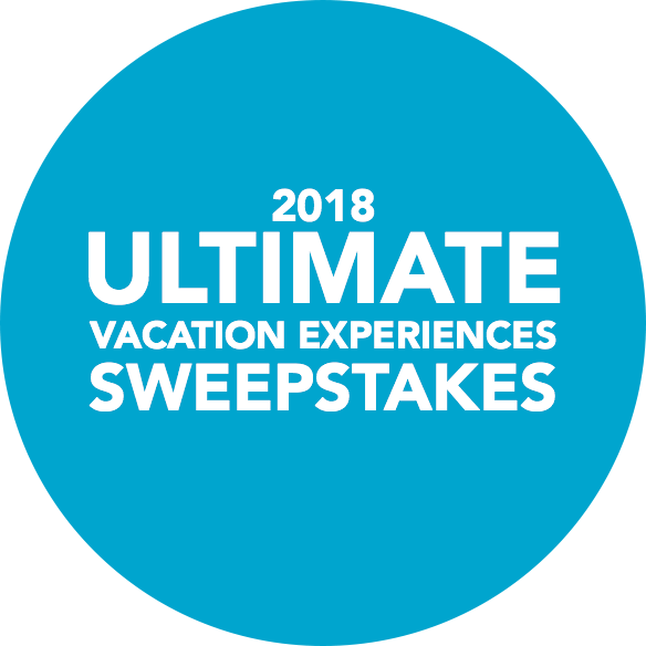 2018 Ultimate Vacation Experiences Sweepstakes