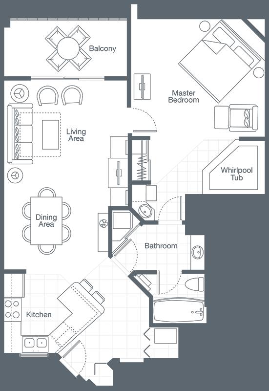 Sheraton Vistana Resort Cascades Floor Plan Thefloors Co