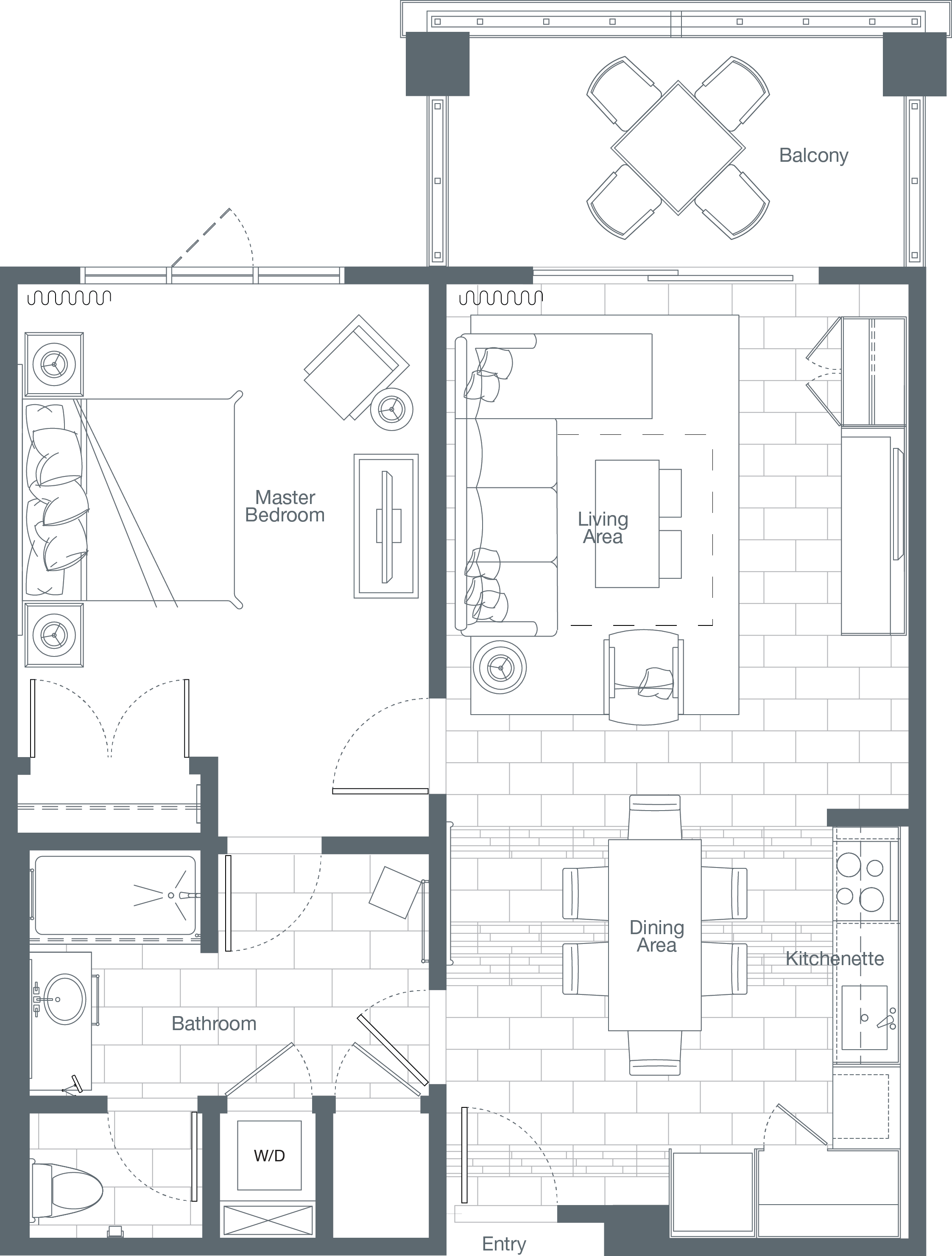 One Bedroom Premium Villa The Westin Nanea Ocean Villas Ell Br Door Wiring Diagram